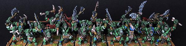Savage Orc Half Horde