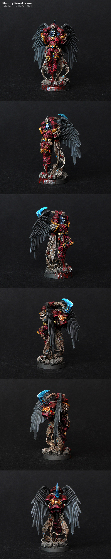 Astorath The Grim painted by Rafal Maj (BloodyBeast.com)