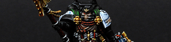 Dark Angels Chaplain