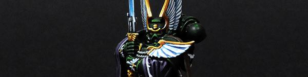 Dark Angels Chapter Grand Master
