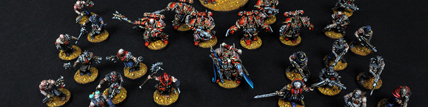 Dark Vengeance Chaos Space Marines Army