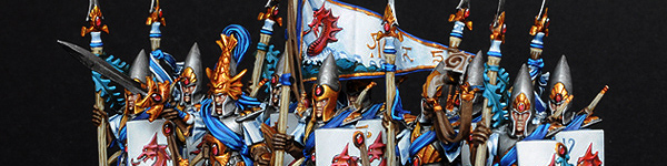 High Elf Lothern Sea Guard