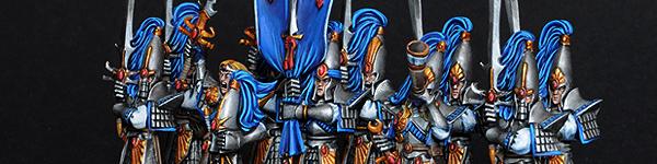 High Elf Sword Masters of Hoeth