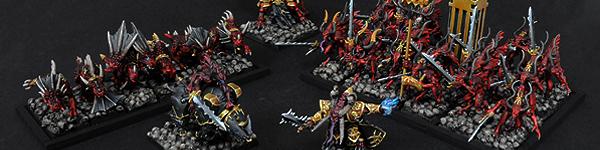 Khorne Daemon Army