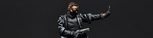 Neuroshima Bodyguard