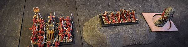 Warhammer: Chaos Warriors vs Daemons of Khorne