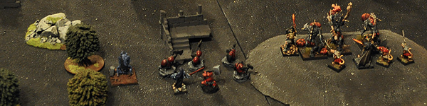 Warlord: Mercenaries vs Dwarfs