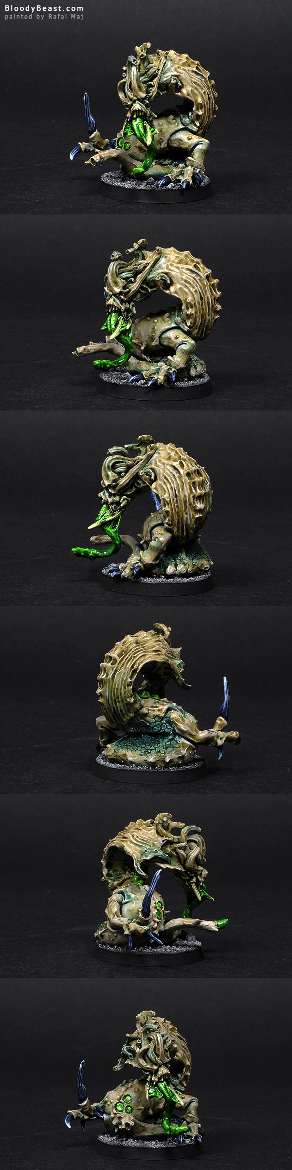 Beast Of Nurge painted by Rafal Maj (BloodyBeast.com)