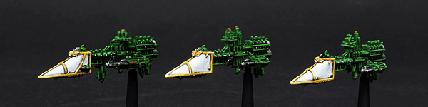 Imperial Sword Class Frigate