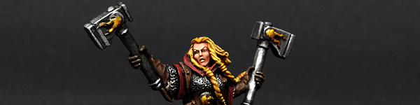 Sister of Sigmar Sister Superior