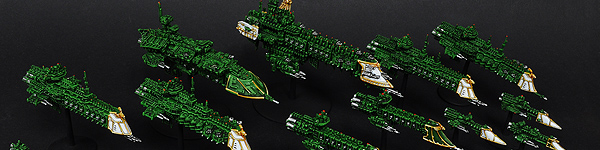 Battlefleet Gothic Imperial Fleet