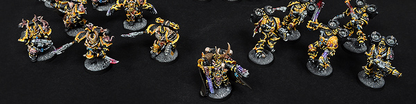 Black Legion Army