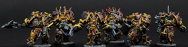 Chaos Space Marines Chosens