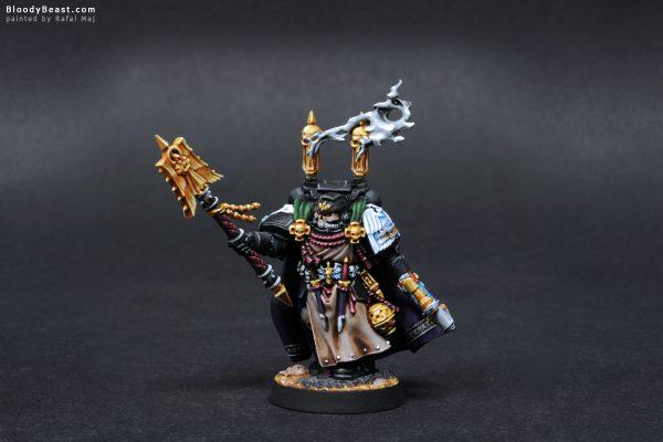 Dark Angels Interrogator Chaplain Seraphicus 1