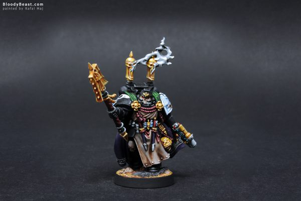 Dark Angels Interrogator Chaplain Seraphicus 2