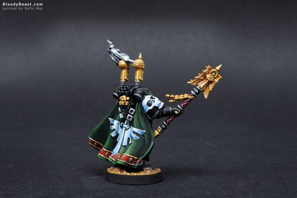 Dark Angels Interrogator Chaplain Seraphicus 3