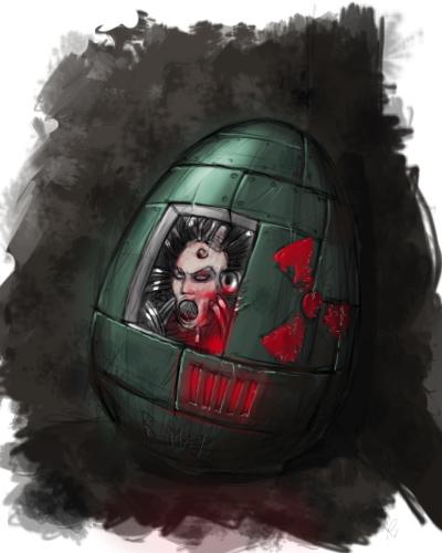 Neuroshima Easter Egg