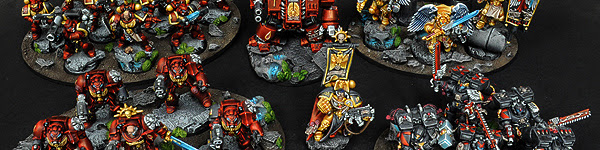Blood Angels Army