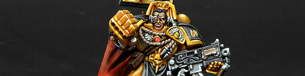 Blood Angels Commander