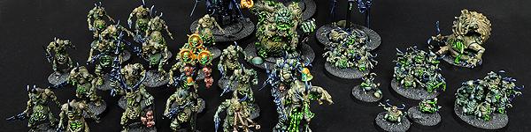 Nurgle Chaos Daemons Army