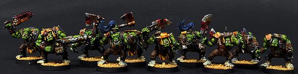 Ork Slugga Boyz