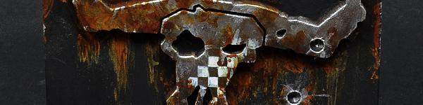 Ghazghkull Thraka on Plinth