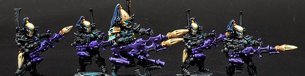 Eldar Ulthwe Dark Reapers