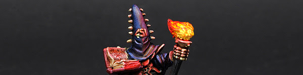 Chaos Sorcerer Shreve the Inquisitor