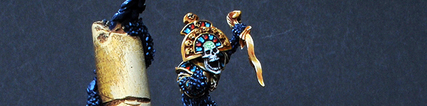 Tomb Kings Prince Apophas