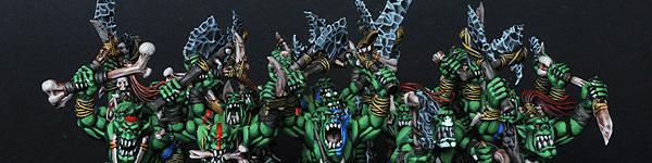 Savage Orc Boyz