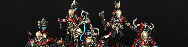 Dark Eldar Wrack Unit
