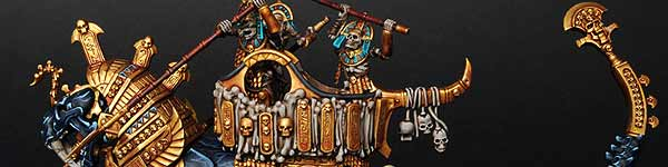 Tomb Kings Warsphinx