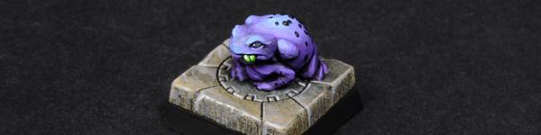Ripperdactyl Frog