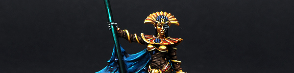 Tomb Kings High Queen Khalida