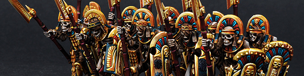 Tomb Kings Tomb Guards