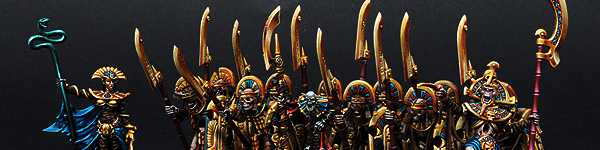 Tomb Kings Warband