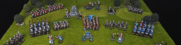 The Empire Army of Talabheim