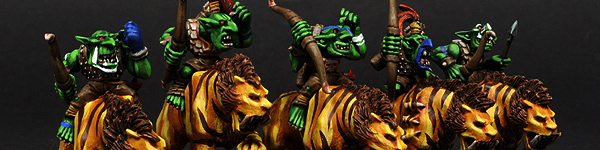 Another Savage Goblins Sabertusk Riders