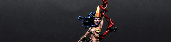 Dark Elves Supreme Sorceress