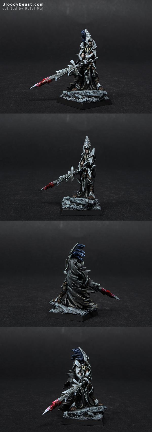 Darkreach Avrix Dirthe Champion painted by Rafal Maj (BloodyBeast.com)