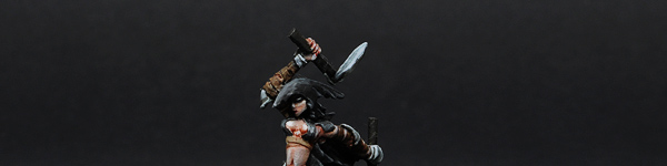 Darkreach Darkshade Raider