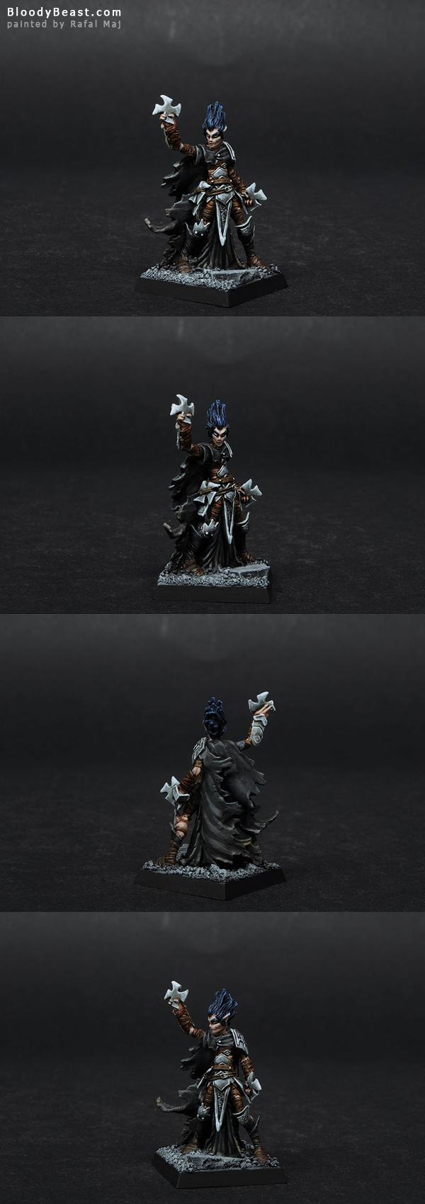 Darkreach Erdolliel Saerwen painted by Rafal Maj (BloodyBeast.com)