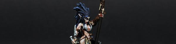 Darkreach Liela Mordollwen Sorceress