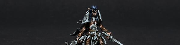 Darkreach Nightshade Warrior