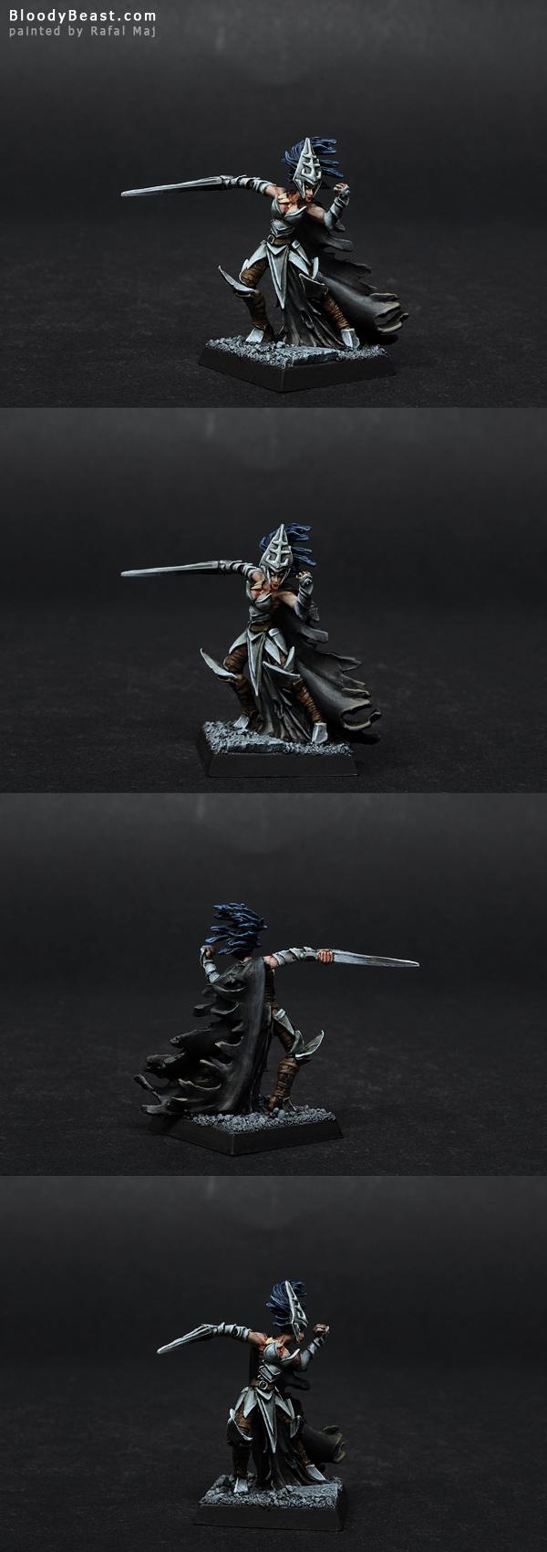 Darkreach Shadowstep Warrior painted by Rafal Maj (BloodyBeast.com)