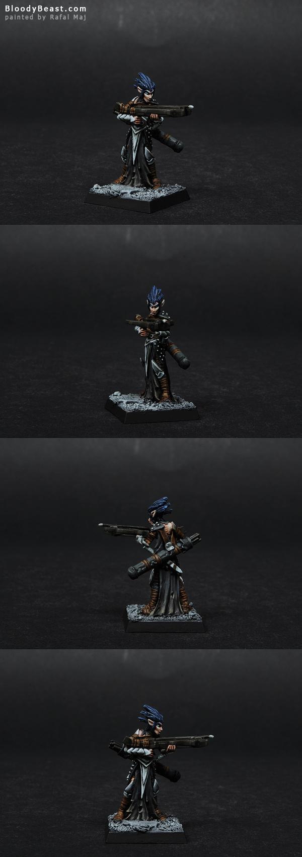 Darkreach Shiver Spike painted by Rafal Maj (BloodyBeast.com)
