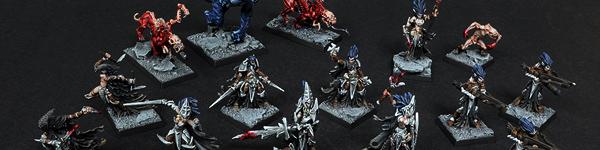 Darkreach Warband
