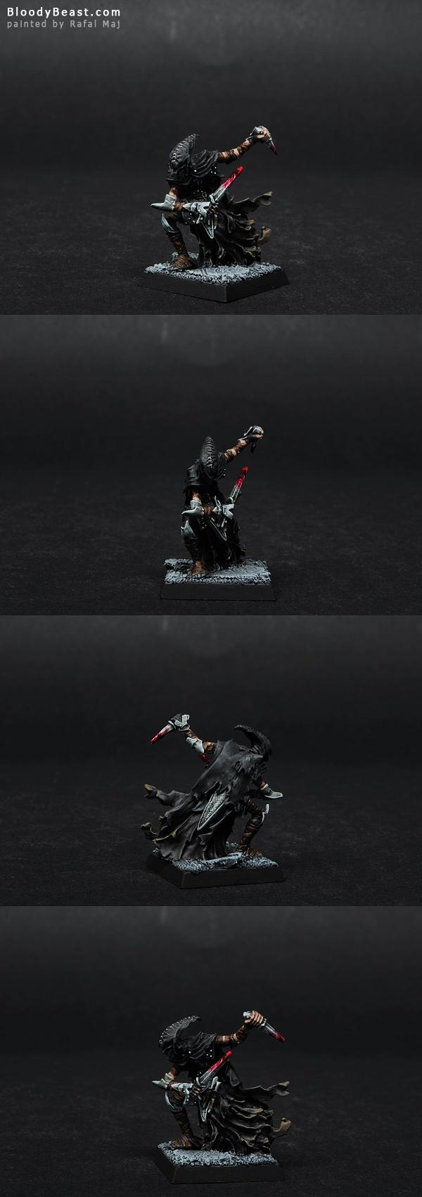 Darkreach Zalash Assassin painted by Rafal Maj (BloodyBeast.com)