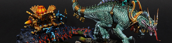 Lizardmen Monsters