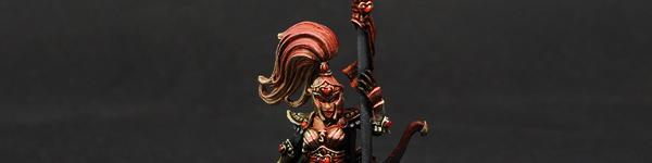 High Elf Handmaiden Of The Everqueen